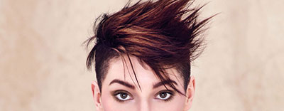 Emily J Aveda Salon Spring Summer 2014 Culture Clash Collection